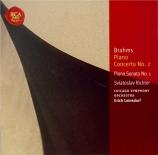 BRAHMS - Richter - Concerto pour piano et orchestre n°2 en si bémol maje