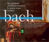 BACH - Werner - Passion selon St Jean(Johannes-Passion), pour solistes
