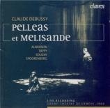 DEBUSSY - Auberson - Pelléas et Mélisande, drame lyrique avec orchestre