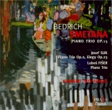 SMETANA - Guarneri Trio - Trio avec piano op.15