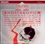 CHOSTAKOVITCH - Durjan - Symphonie n°12 op.112 'L'année 1917'