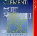 Sonate, Duetti & Capricci Vol.1