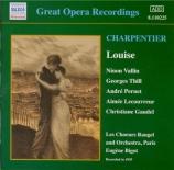 CHARPENTIER - Bigot - Louise : extraits (version abrégée) version abrégée