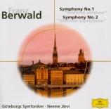 BERWALD - Järvi - Symphonie n°1