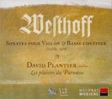 WESTHOFF - Les Plaisirs du - Sonates (6) pour violon et basse continue