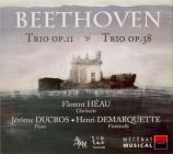 BEETHOVEN - Héau - Trio avec piano op.11 'Gassenhauer-Trio' : version av