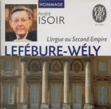 L'orgue français au Second Empire