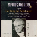 WAGNER - Keilberth - Der Ring des Nibelungen (L'Anneau du Nibelung) WWV Live Bayreuth, 7 - 1953