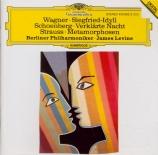 WAGNER - Levine - Siegfried-Idyll, pour orchestre en mi majeur WWV.103