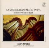 Musique française du XVIIIème siècle et J.S.Bach