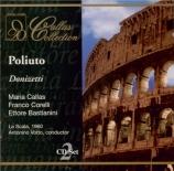 DONIZETTI - Votto - Poliuto (live Scala di Milano, 7 - 12 - 1960) live Scala di Milano, 7 - 12 - 1960