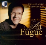 BACH - Labadie - Art de la fugue (L') BWV 1080 (version quatuor à cordes