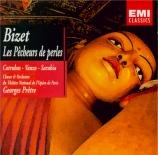 BIZET - Prêtre - Les pêcheurs de perles, opéra WD.13