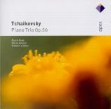 TCHAIKOVSKY - Lodeon - Trio pour piano, violon et violoncelle en la mine