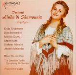 DONIZETTI - Haider - Linda di Chamounix : extraits
