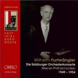 Die Salzburger Orchesterkonzete