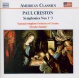 CRESTON - Kuchar - Symphonie n°1 op.20