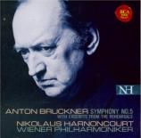 BRUCKNER - Harnoncourt - Symphonie n°5 en si bémol majeur WAB 105