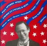 Paul Sperry sings American cycles & sets