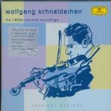 TARTINI - Schneiderhan - Concerto pour violon
