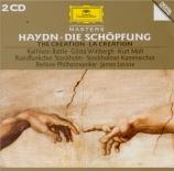 HAYDN - Levine - Die Schöpfung (La création), oratorio pour solistes, ch