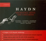 Orchestral Music and Concertos