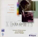 XENAKIS - Tamayo - Jonchaies