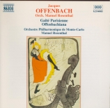 OFFENBACH - Rosenthal - La gaîté parisienne : orchestration Rosenthal