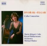 ELGAR - Halasz - Concerto pour violoncelle op.85