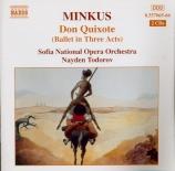 MINKUS - Todorov - Don Quichote