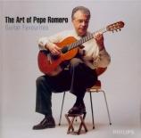 The Art of Pepe Romero : Guitar Favourites (2 CDs)