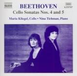 Music for cello and piano Vol.3
