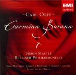 ORFF - Rattle - Carmina Burana