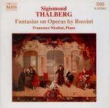 Fantaisies sur des opéras de Rossini