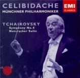 TCHAIKOVSKY - Celibidache - Symphonie n°4 en fa mineur op.36