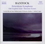 BANTOCK - Leaper - Old English Suite