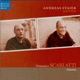 SCARLATTI - Staier - Sonate pour clavier en ré mineur K.141 L.422
