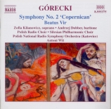 GORECKI - Wit - Symphonie n°2 op.31 'Copernican'