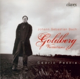 BACH - Pescia - Variations Goldberg, pour clavier BWV.988