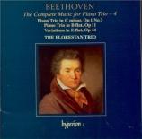 The Complete Music for Piano Trio vol.4