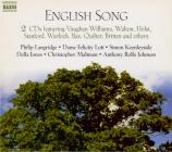 Mélodies anglaises