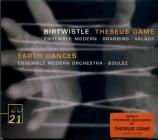 BIRTWISTLE - Boulez - Theseus game