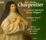 Musique sacrée Vol.4 : Motets pour la chapelle de l'hôtel de Guise