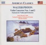 PISTON - Buswell - Concerto pour violon n°1