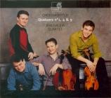 CHOSTAKOVITCH - Jerusalem Quart - Quatuor à cordes n°1 op.49