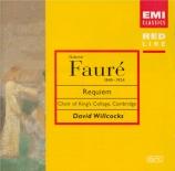 FAURE - Willcocks - Requiem op.48