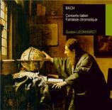 BACH - Leonhardt - Concerto italien, pour clavier en fa majeur BWV.971