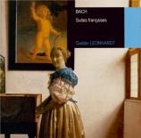BACH - Leonhardt - Suite française n°1, pour clavier en ré mineur BWV.81