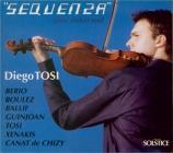 Sequenza - Pièces pour violon seul