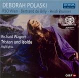 WAGNER - Polaski - Tristan und Isolde WWV.90 : extraits